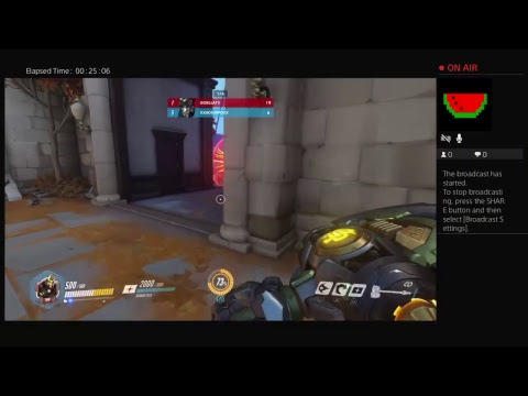 Overwatch lead to 1000 coins