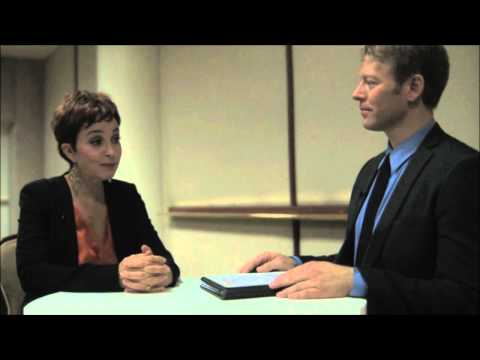 Annie Potts Interview about