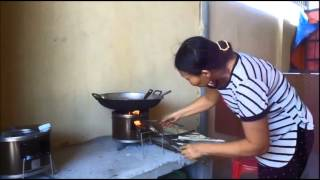 A Small Portable Clean Cookstove (1)