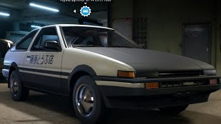 Toyota Sprinter GT APEX 1986 - Need For Speed 2016 - Test Drive Gameplay (PC HD) [1080p60FPS]