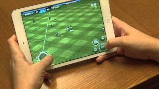 ipad mini web test e gioco fifa 13 ITA!!!!