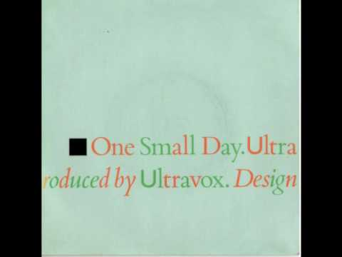 Ultravox - One Small Day (extended mix) ♫HQ♫