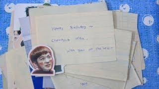 Happy Birthday 비투비 BTOB Lee Changsub Oppa ~
