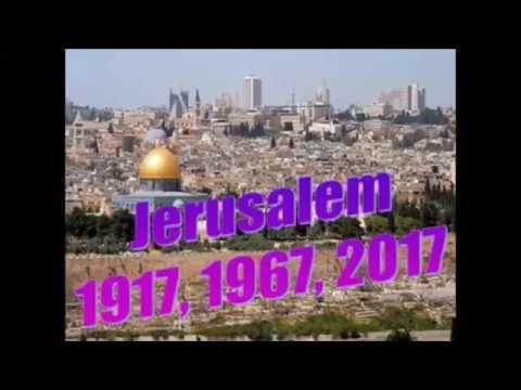 RABBI BEN SAMUEL`S PROPHECY HAPPENING NOW : 2017 Turning Point For Israel, Jerusalem