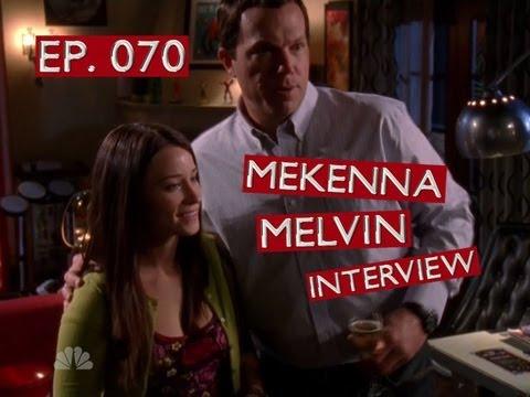 Chuck vs. the Podcast 070  Mekenna Melvin