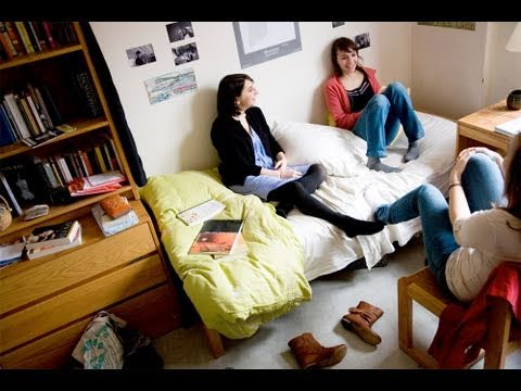 Barnard College: At Home in the Halls