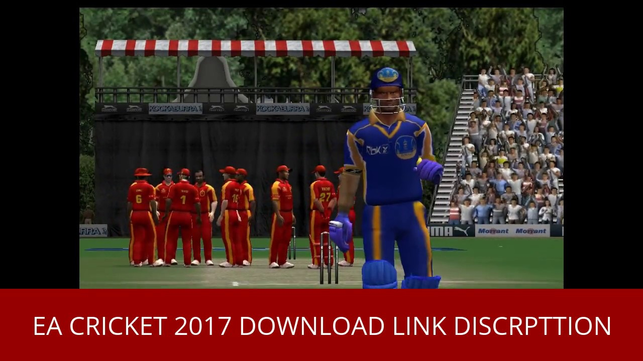 Ea sports icc cricket world cup  game free download