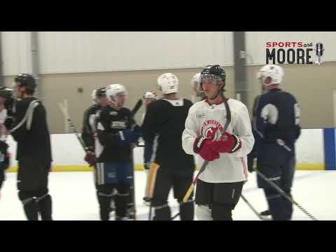 Jack Hughes Trains With Pros In Nova Scotia