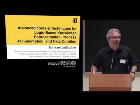 2015 GSLIS Research Showcase: Advanced Tools & Techniques for Logic-Based...