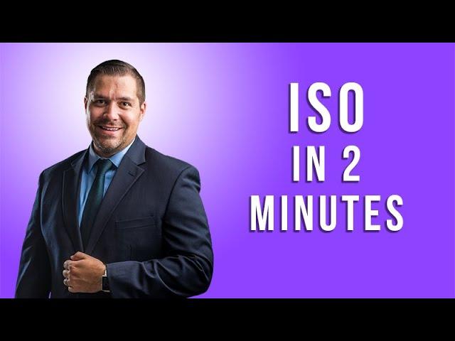 Understanding ISO in 2 Minutes