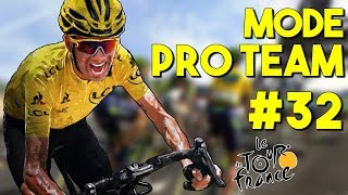 Tour de France 2017   Mode Pro Team #32 : L'ULTIME CHRONO !!