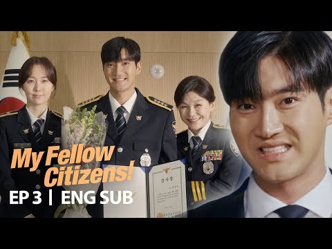 The Hero Who Saved The People, Choi Si Won! [My Fellow Citizens! Ep 3]