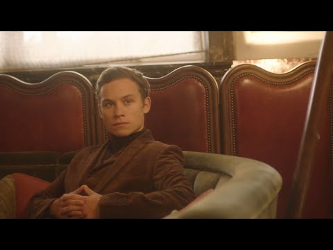 Finn Cole  with Gentleman's Journal – Behind the s