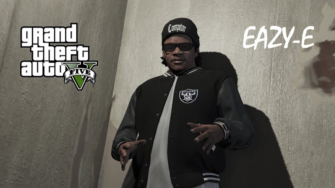 GTA 5 Gangster Trailer (PS4) Eazy E - YouTube