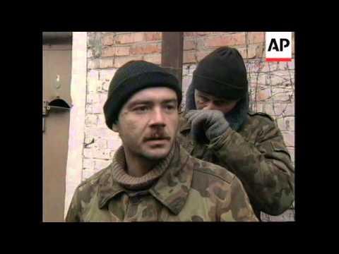 RUSSIA: CHECHNYA: RUSSIAN