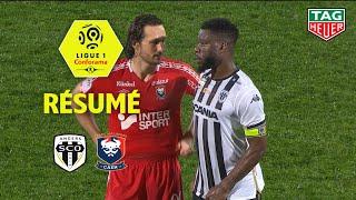 Angers SCO - SM Caen ( 1-1 ) - Résumé - (SCO - SMC) / 2018-19