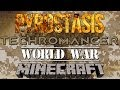 World War Minecraft Techromancer : This modpack is AWESOME! Ep 1