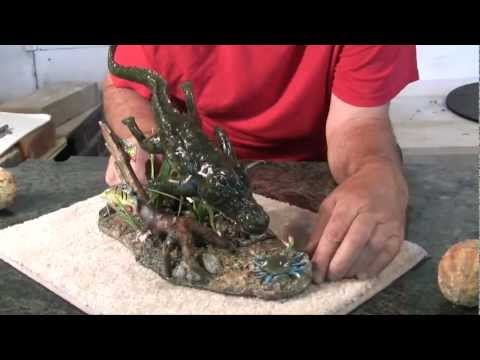 Theplastermaster for Papier mache rocks