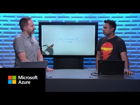 Common design patterns with Azure Cosmos DB | Azure Friday