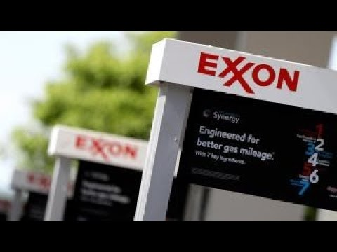 New York AG files lawsuit against Exxon Mobil