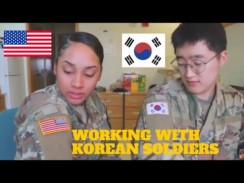 WORKING WITH KOREAN