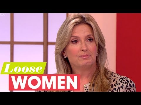 Penny Lancaster Bravely Shares the Story of When She Was Sexually Assaulted | Loose Women