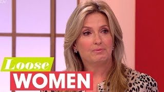 Penny Lancaster Bravely Shares Her Experience of Being Sexually Assaulted | Loose Women