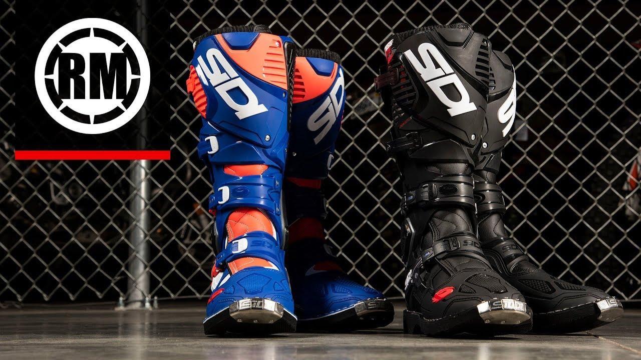 Sidi Crossfire 3 TA Motocross Boots