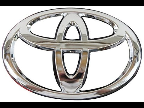 How to Draw toyota logo in AutoCAD