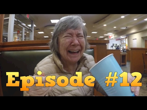 Episode #12 - She was at the tipping point of having a very bad day