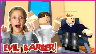 DESTROYING THE EVIL BARBER!