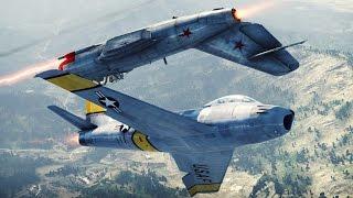 """""""Реактивная авиация"""" - War Thunder. Обучение, часть 17"""