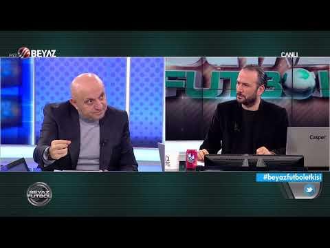 (..) Beyaz Futbol 10 Mart 2018 Kısım 1/4 - Beyaz TV