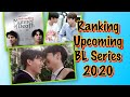 Ranking Upcoming Thai BL Series 2020