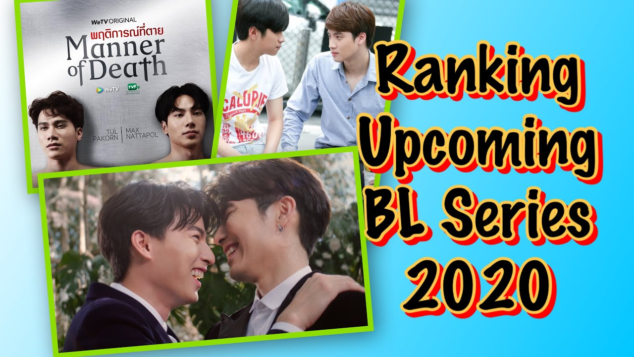Ranking Upcoming Thai BL Series 2020