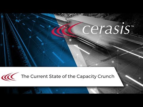 Talking Freight (29) - The Current State of the Capacity Crunch