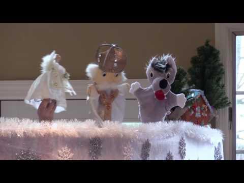 Лялькова вистава - свято Миколая