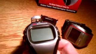 gS Sport 625M GPS Sportwatch Review Part 3