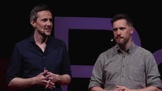 La faute de l'orthographe   Arnaud Hoedt Jérôme Piron   TEDxRennes