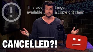 Louder with Crowder: CANCELLED?!