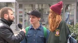 Пасха. Интервью с жителями Краснодара и фильм о пасхе.