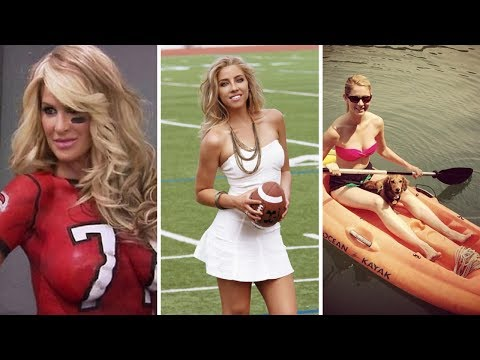 Top 10 Hottest ESPN Female Anchors 2017