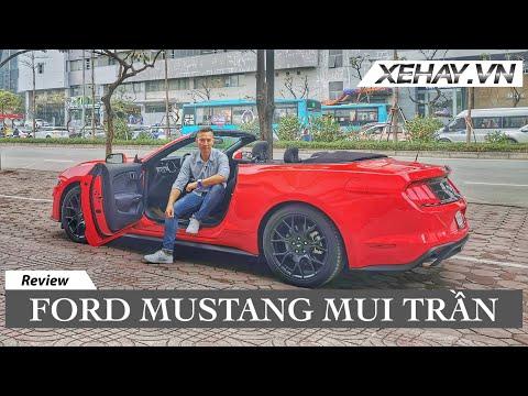 Diện Mui Trần Ngon Bổ Rẻ Nhất Việt Nam ăn Tết Ford Mustang Xe Hay Youtube