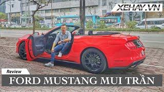 Diện mui trần ngon bổ rẻ nhất Việt Nam ăn Tết - Ford Mustang | XE HAY