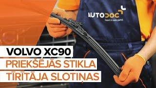 Video instrukcijas jūsu VOLVO XC 90