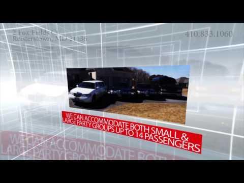 Limousine Rental in Baltimore County, MD | American Sedan & Limo Service