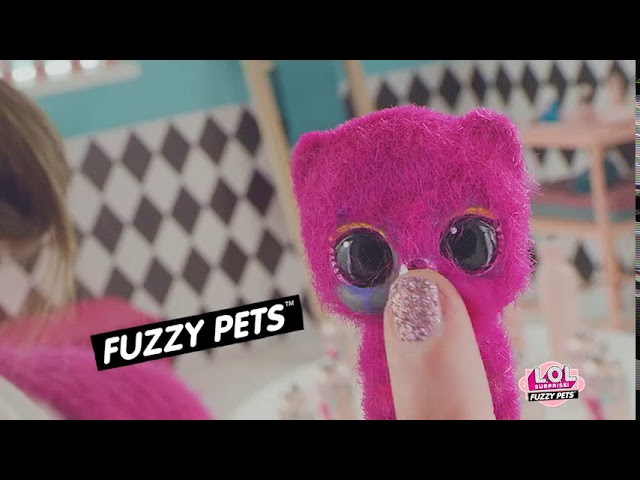 L.O.L Surprise / Fuzzy Pets / Pub TV / Giochi France
