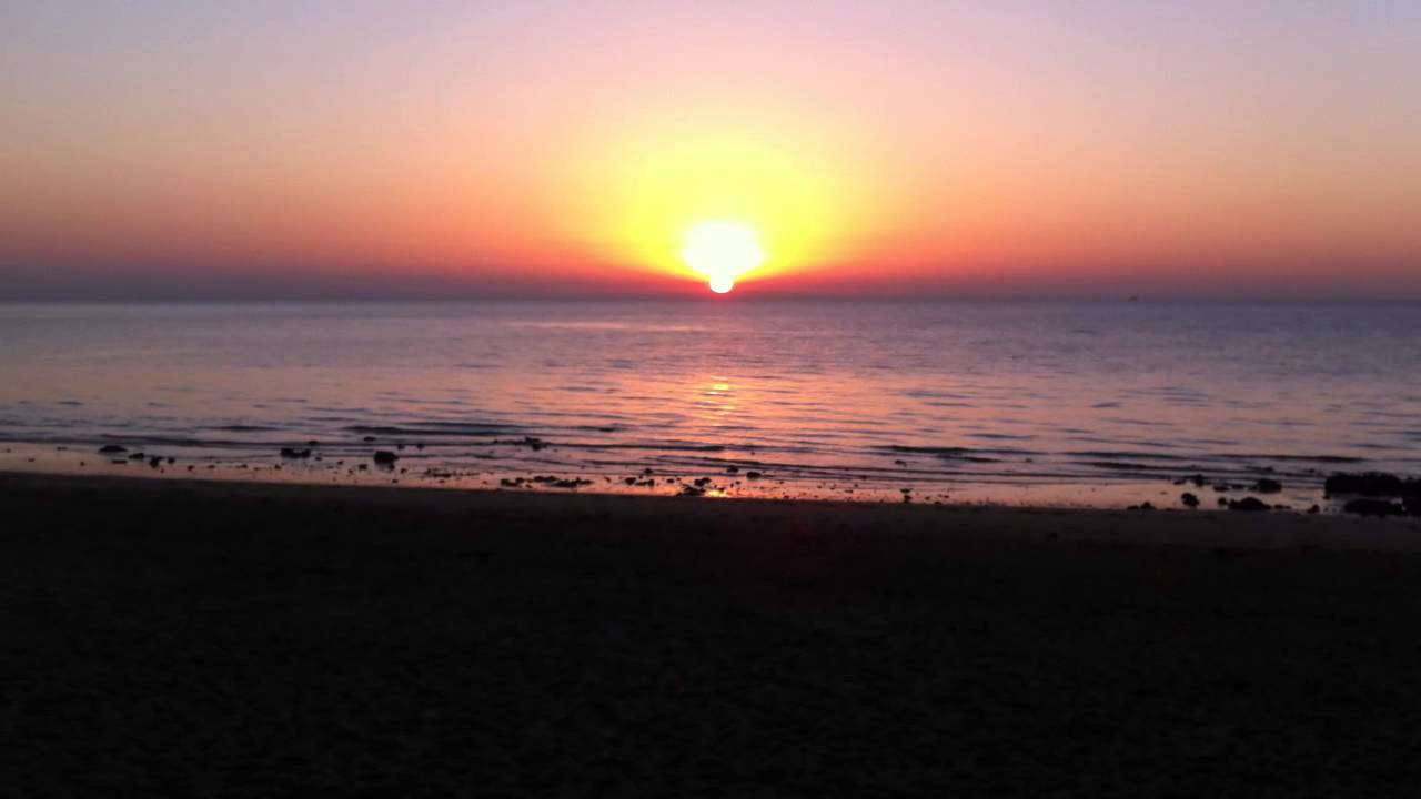 Dawn At The Beach