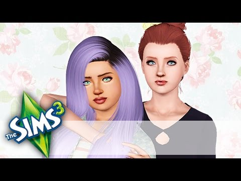 LIVE STREAM   CREATING THE SIMS 3 LETS PLAY SIMS