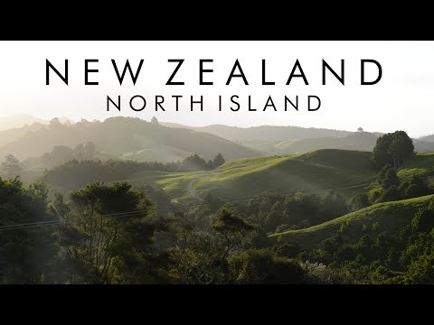 The Best of New Zealand - North Island